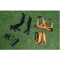 Fisher Athletic Harness With Metal Clip