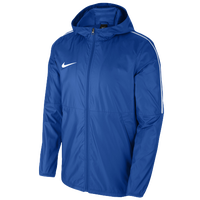 Nike Team Dry Park Jacket - Women's - Blue / White