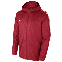 Nike Team Dry Park Jacket - Women's - Red / White