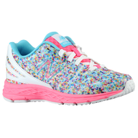 New Balance 890 V3 - Girls' Preschool - Light Blue / Pink
