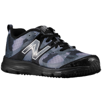 New Balance 891 - Boys' Grade School - Black / Grey