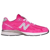 New Balance 990 - Girls' Grade School - Pink / Grey