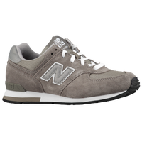 New Balance 574 - Boys' Grade School - Grey / Silver