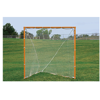 Bison Official Steel Lacrosse Goal