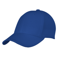 adidas Team Structured Flex Cap - Men's - Blue / Blue