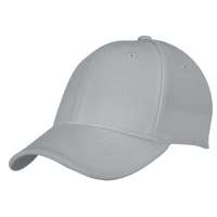 adidas Team Structured Flex Cap - Men's - Grey / Grey