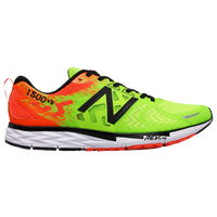New Balance 1500 v3 - Men's - Light Green / Orange