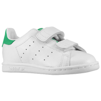 adidas Originals Stan Smith - Boys' Toddler - White / Green