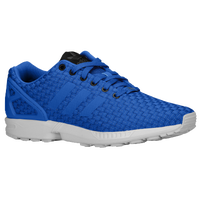 adidas Originals ZX Flux - Men's - Blue / White