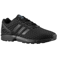 adidas Originals ZX Flux - Men's - Black / Grey