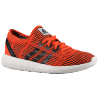 adidas Element Refine - Boys' Grade School - Orange / White