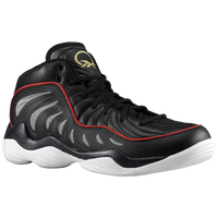 Reebok Answer 14 - Men's - Black / Red
