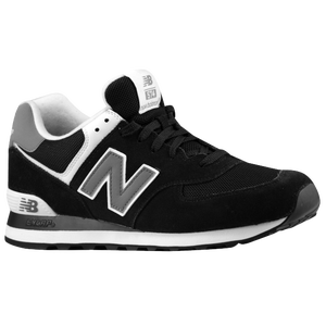 New Balance 574 - Men's - Black