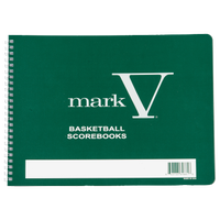 Athletic Specialties Mark V Basketball Scorebook