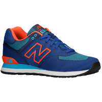 New Balance 574 - Men's - Blue / Light Blue