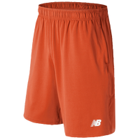 New Balance Tech Shorts - Men's - Orange / Orange