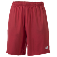 New Balance Tech Shorts - Men's - Red / Red