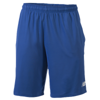 New Balance Tech Shorts - Men's - Blue / Blue