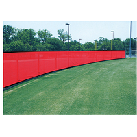Diamond Team 9' Polyplus Wind Screen