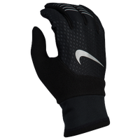 Nike Therma-Fit Elite 2.0 Run Gloves - Women's - Black / Silver
