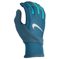 Nike Therma-Fit Elite 2.0 Run Gloves - Women's - Blue / Aqua
