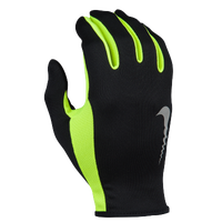 Nike Lightweight Rally 2.0 Run Gloves - Women's - Black / Light Green