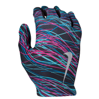 Nike Lightweight Thermal Rival 2.0 Run Gloves - Women's - Black / Silver