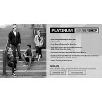 Eastbay Platinum Club Membership