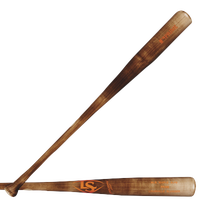 Louisville Slugger MLB Prime Maple AJ10  Baseball Bat - Men's - Brown / Orange