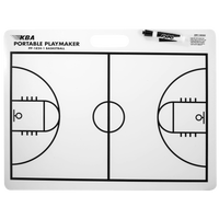 "Korney Boards Aides Team Portable Playmaker 18""X24"" - White / White"