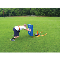 Fisher Athletic Push/Pull Sled Pad
