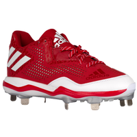 adidas Poweralley 4 - Men's - Red / White