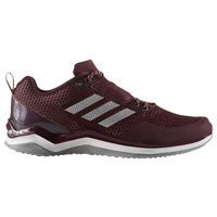 adidas Speed Trainer 3.0 - Men's - Maroon / Silver