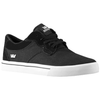 Supra Axle - Men's - Black / White