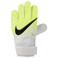 Nike Goalkeeper Junior Match Gloves - Youth - Light Green / White