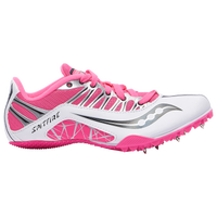 Saucony Spitfire 3 - Women's - White / Pink
