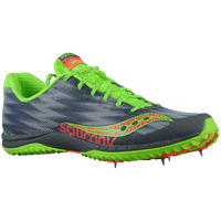 Saucony Kilkenny XC Spike - Women's - Grey / Light Green