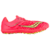 Saucony Havok XC Spike - Women's - Red / Light Green