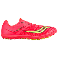 Saucony Havok XC Flat - Women's - Red / Light Green