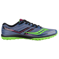 Saucony Kilkenny XC7 Flat - Women's - Navy / Light Green