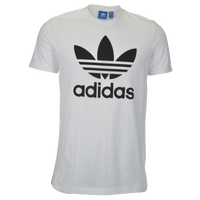 adidas Originals Trefoil T-Shirt - Men's - White / Black