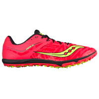 Saucony Havok XC Spike - Men's - Red / Light Green
