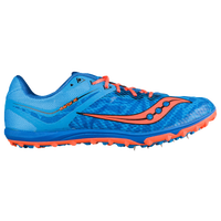 Saucony Havok XC Spike - Men's - Blue / Light Blue