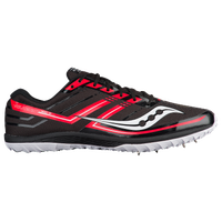 Saucony Kilkenny XC7 Spike - Men's - Black / Red