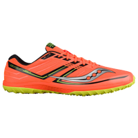 Saucony Kilkenny XC7 Flat - Men's - Orange / Light Green