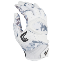 Cutters Pro 2.0 Camo Receiver Gloves - Men's - White / Grey