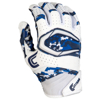 Cutters Rev Pro 2.0 Camo Receiver Gloves - Men's - White / Navy