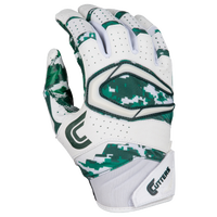 Cutters Pro 2.0 Camo Receiver Gloves - Men's - Dark Green / White