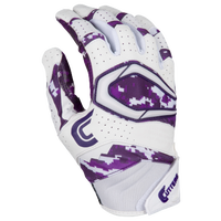 Cutters Rev Pro 2.0 Camo Receiver Gloves - Men's - Purple / White