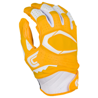 Cutters Rev Pro 2.0 Receiver Gloves - Men's - Gold / White